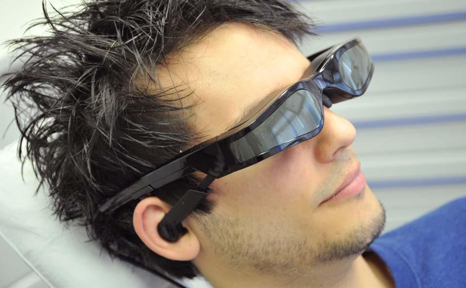 happy med videobrille